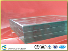 High Quality6.38-18.76 Clear Laminated Glass with ISO Certificate