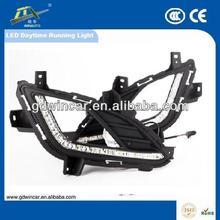 Special Car LED Daytime Running Light, LED Fog Light DRL, LED DRL Light For Hyunda1i Elantra/Avante 2012-2013