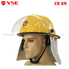 fire fighting products of europe style safety fire helmet