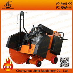 golden supplier hydrauic device road concrete cutter saw machine with 700mm blade JHD700