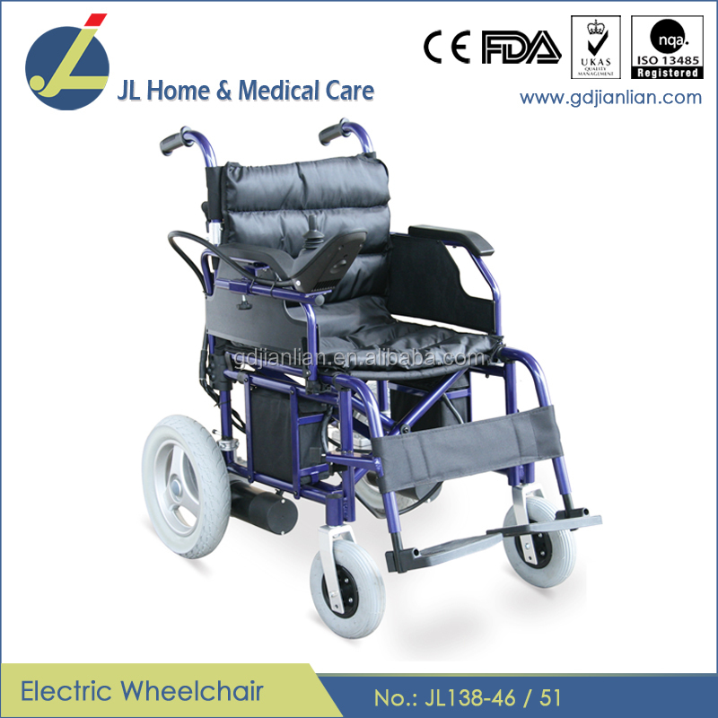 Manufacturers For Electric Power Wheelchair Jl138 Buy