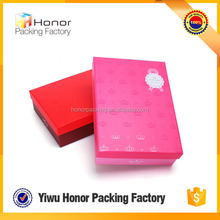 Factory price top quality wholesale popular product ingenious small gift packing box paper gift elegant chocolate box for gift