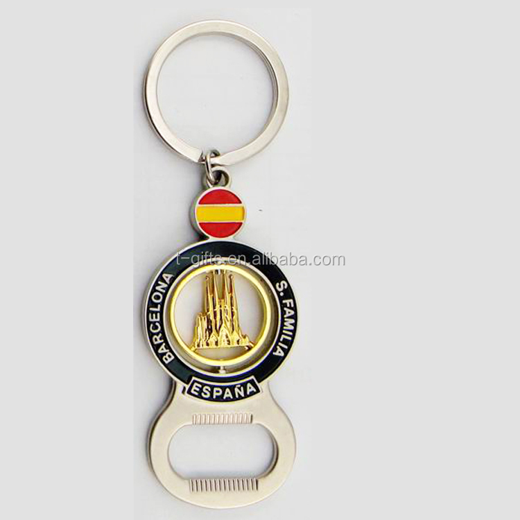 barcelona souvenir keychain with bottle opener buy souvenir barcelona souvenir keychain bottle. Black Bedroom Furniture Sets. Home Design Ideas