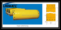 Steel Casing Tube, Stainless Steel Well Casing Pipe