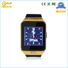 Hot New Products for 2015 Smart Watch, 1.55 inch LCD Touch Screen silicone led jelly watch