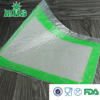 2015 hot selling in USA!! silicone mat with custom printing adhesive silicone pad non-stick silicone baking mat