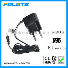Chargers For Nokia Small Pin 5800 n95 6300 6303 6233 EU plug