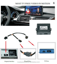 Auto TV Free Audio Video while driving Unlock 3G/4G MMI CAR Multimedia in motion