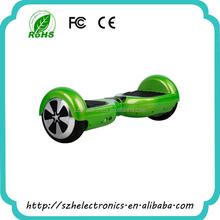Green 2 wheel balance board, 170 mm tire size, 36 v balance board