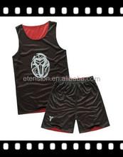 2015 New Design With Factory Price Men Custom Basketball Uniforms