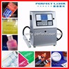 ink printer machine Logo Inkjet Ceramic Printing Machine single pvc id card inkjet coding printer