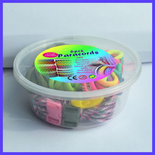 2015 Top Selling Plastic Bowl Packing Paracords