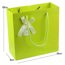 customized small cute paper bag