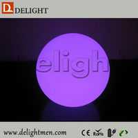 Low price lighting up remote control moon magic egg led light with wireless