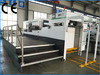 XMQ-1050E automatic grade carton board platen die cutter machine