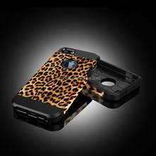 2015 New Products PC+TPU Slim Armor Phone Case for iPhone 5 5S