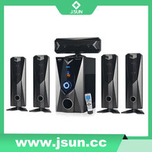Active mobile speaker system home theater sound systems