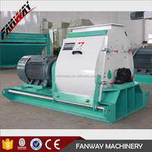 CE Biomass Wood Pieces Hammer Mill for Wood Chips