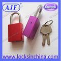 AJF de alta calidad y la seguridad del candado alumbre-oxidado