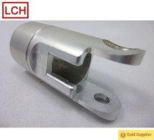 OEM CNC machining service aluminum motorcycle spare parts china