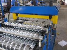 Aluminium roofing sheet making machine