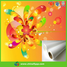 Shanghai FLY waterproof pp paper made in china, high quality pp paper