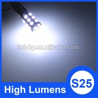 High bright 24SMD 5050 S25 1156 1157 auto car 12v led bulb
