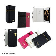 H&H professional smart leather flip cover case for smartphone