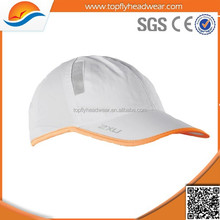 High quality 2XU running cap /dry fit polyester running hat cap/running sports hat