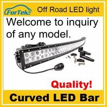 """50"""" inch 12V 24V 36V 288w curv led bar off road light bar for offroad"""