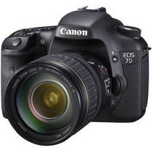 For Canon EOS 7D 18 MP CMOS Digital SLR Camera with 3-inch LCD and 28-135mm f 3.5-5.6 IS USM Standard Zoom Len