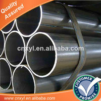 schedule 40 black steel pipe/iron tube