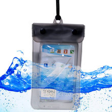 fashion design hot sale wholesale price advertisement mobile phone waterproof bag for iphone and other brands