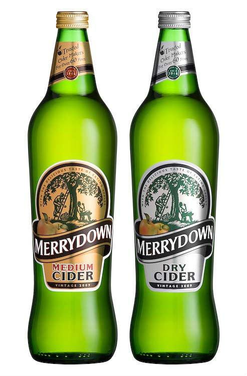 Merrydown Vintage Cider Dry Buy Beer Cider Product On