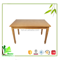Kitchenware Bamboo Table and Chair For Sale