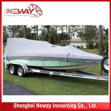 OEM size and material heavy duty rain proof boat cover