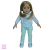 chucky doll with fashion doll clothes
