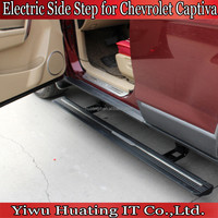 electric car side foot step for Chevrolet Captiva 4x4 cars