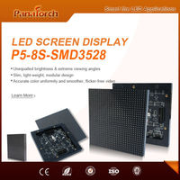 PanaTorch Perfect Visual Digital RGB Video Display latest product IP43 Waterproof P5 RGB