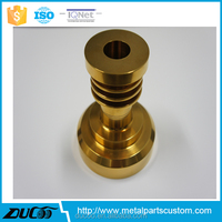 CNC brass function and parts of washing machine