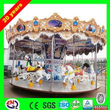 High class amusement equipment horse curve Manufacturers