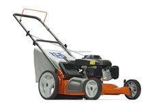 Usqvarna 7021P 21-Inch 160cc GCV160 Gas Powered 3-N-1 Push Lawn Mower With High Rear Wheels (CARB Compliant)