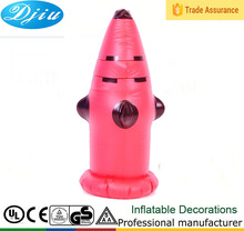 DJ-CO-138 Adult red inflatable Pencil Cattle dog Rocket costume