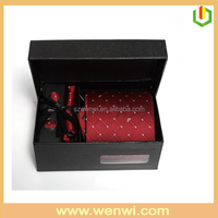 Fashion design custom cardboard bow tie boxes Chinese manufacturers