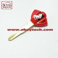 Best prcie Suzuki motorcycle key with 4D65 chip for Suzuki motorcycle smart key