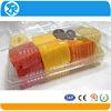 durable clear wholesale disposable plastic fruit container