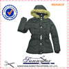 SUNNYTEX OEM custom clothes outdoor winter casual jacket women 2015