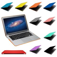 "Rubberized Hardshell Case Cover For Macbook Air Macbook Pro Retina 11"" 13"" 15"""