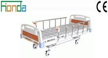 Foshan Fionda 3-crank Manual Hospital Bed Accessories With Guard Rails