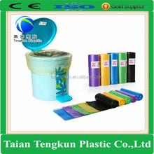 garbage industry use plastic hdpe big designer bin liner bag
